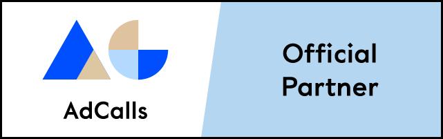 Slider 4 AdCalls-Partnerbadge-Official-Partner-1